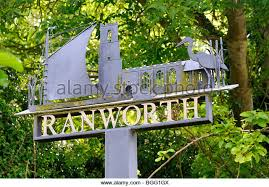 Ranworth village sign