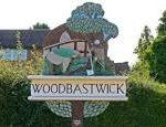 Woodbastwick village sign